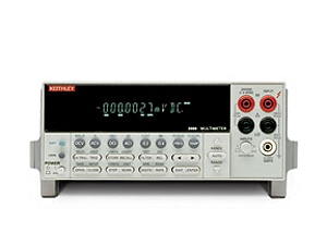 Keithley 數位多功能電錶2000系列
